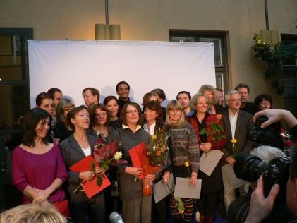 Alla nominerade 2009.