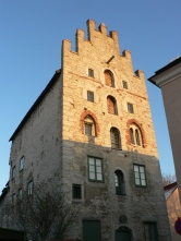 Gamla apoteket i Visby var en gång ett handelshus.